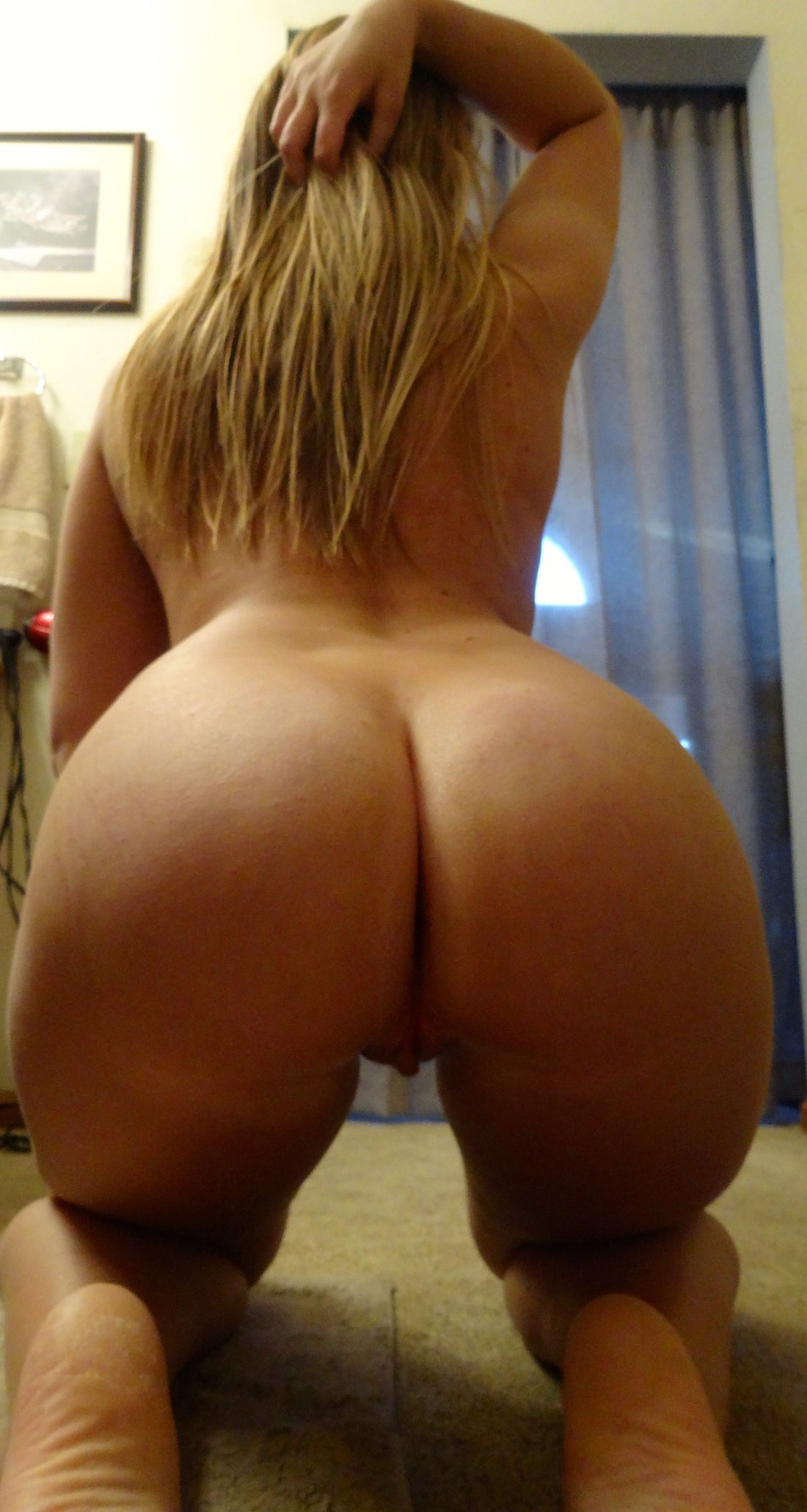 Can Big girl bubble butts nude can